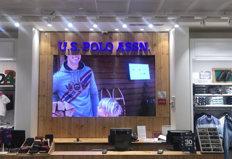 US Polo Assn Mağazası, Antalya / Markantalya AVM