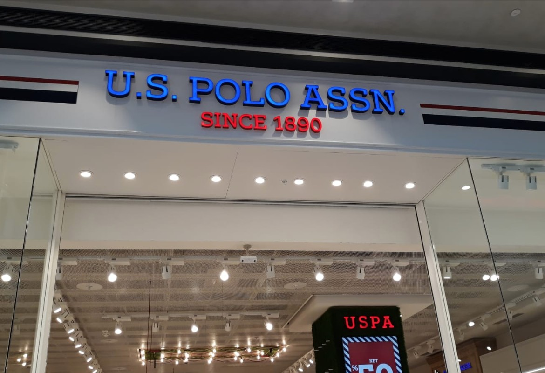 US Polo Assn Mağazası - Rönesans Hilltown AVM