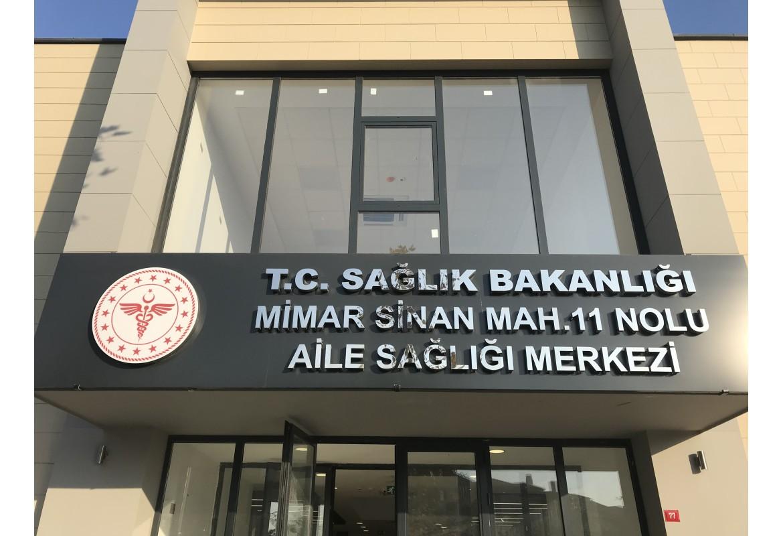 Çekmeköy Mimar Sinan Sağlık Merkezi