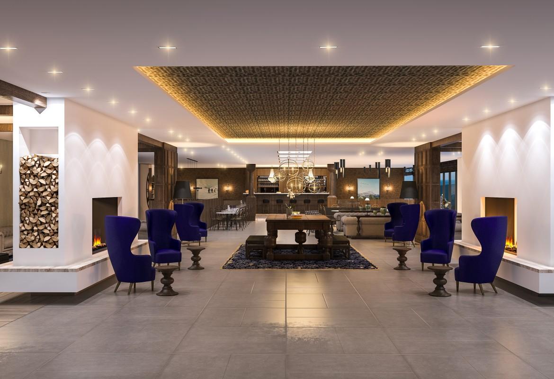 Ilgaz Mountain Resort Hotel