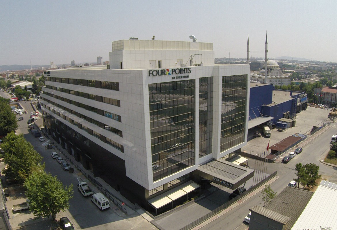İmes Park Four Points by Sheraton Hotel