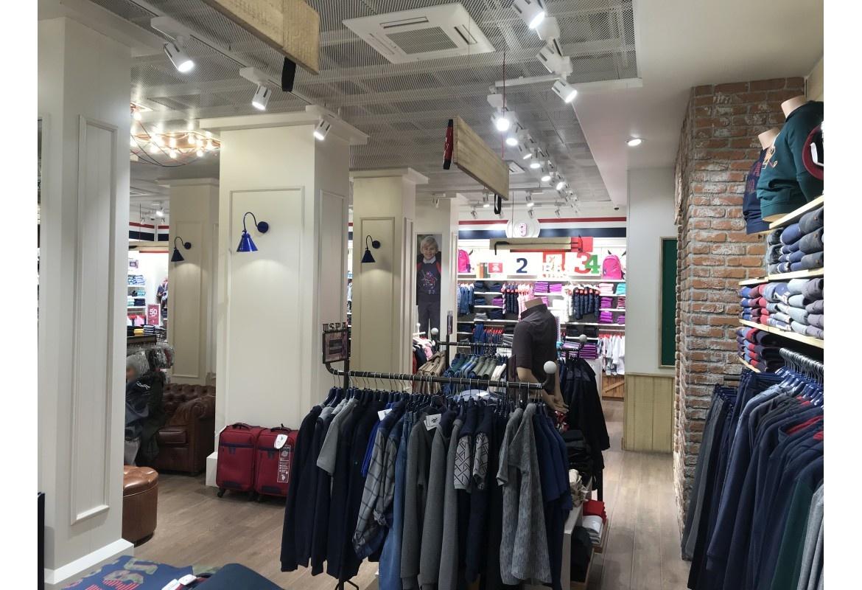 US Polo Assn Mağazası, İstanbul Sirkeci Postane Caddesi
